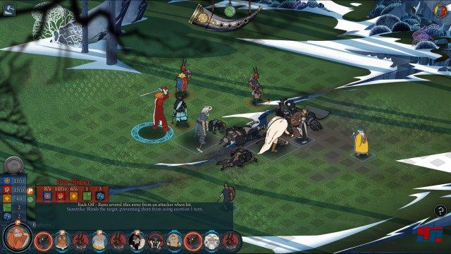 Screenshot - The Banner Saga 2 (PC) 92522822