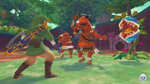 Screenshot - The Legend of Zelda: Skyward Sword (Wii) 2243423