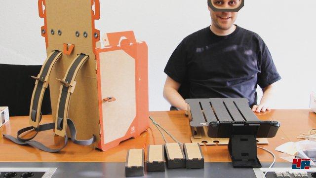 Screenshot - Nintendo Labo: Toy-Con 02: Robot Kit (Switch) 92564340