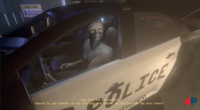 Ein harmloser Häftling oder ein Mörder auf der Flucht?