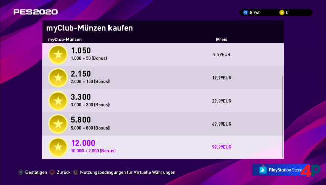 Screenshot - eFootball PES 2020 (PS4) 92596408