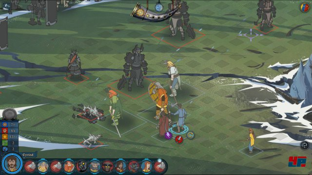 Screenshot - The Banner Saga 2 (PC) 92524993
