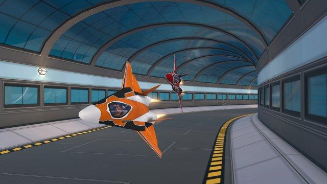 Screenshot - Jetborne Racing (HTCVive, OculusRift, PC, ValveIndex, VirtualReality)