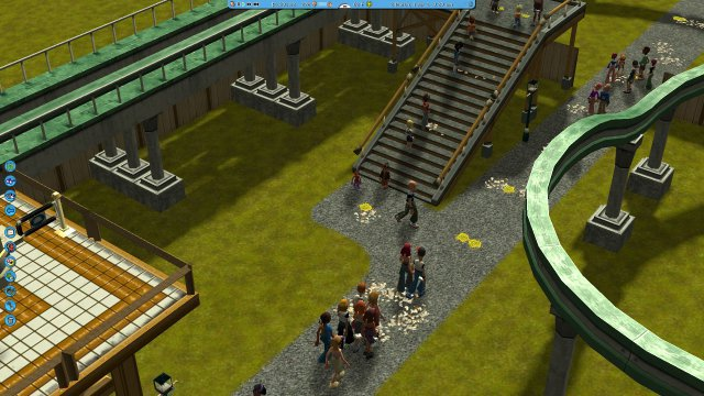 Screenshot - RollerCoaster Tycoon 3: Complete Edition (PC) 92625140
