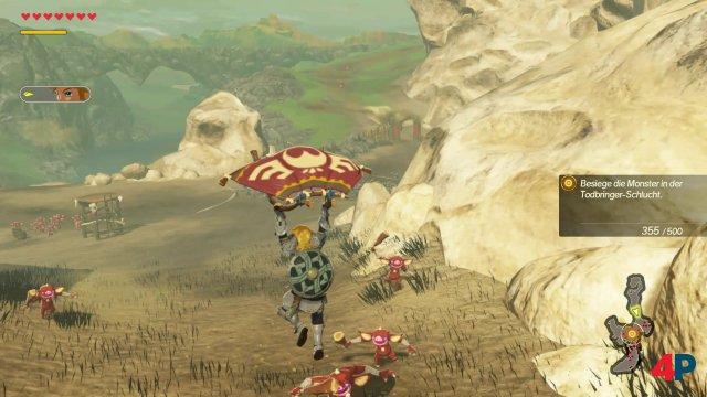Screenshot - Hyrule Warriors: Zeit der Verheerung (Switch) 92629183
