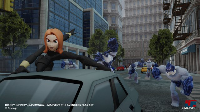 Screenshot - Disney Infinity 2.0: Marvel Super Heroes (PlayStation4) 92490762