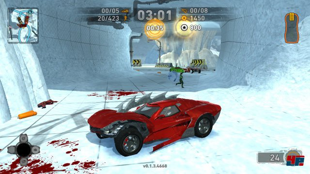 Screenshot - Carmageddon: Reincarnation (PC) 92480190