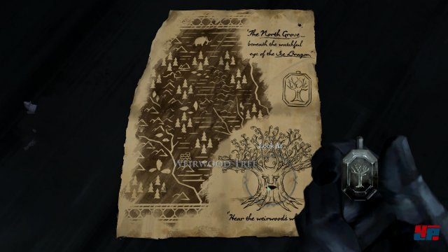 Screenshot - Game of Thrones - Episode 3: The Sword in the Darkness (iPad) 92502855