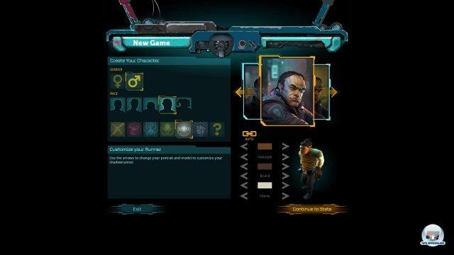 Screenshot - Shadowrun Returns (PC) 92465683