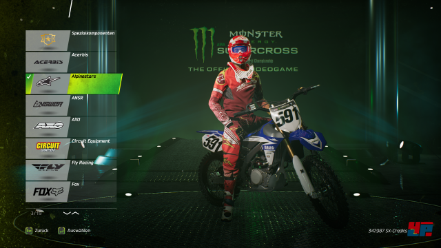 Screenshot - Monster Energy Supercross - The Official Videogame (PC)