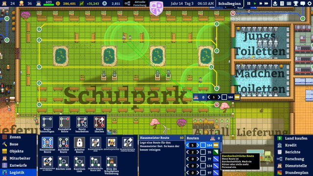 Screenshot - Academia: School Simulator (PC) 92633556