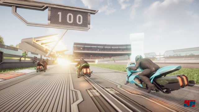 Screenshot - V-Racer (HTCVive)