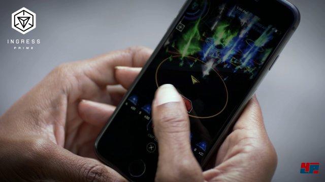 Screenshot - Ingress Prime (Android) 92576856