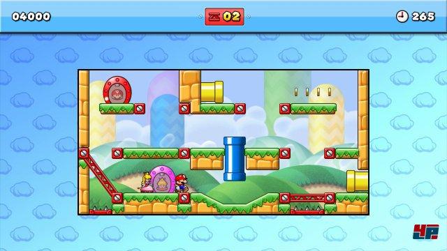 Screenshot - Mario vs. Donkey Kong (Wii_U) 92484261