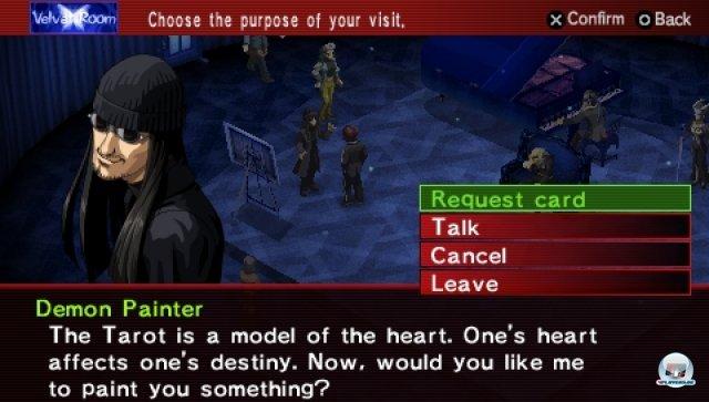 Screenshot - Shin Megami Tensei: Persona 2 - Innocent Sin (PSP)