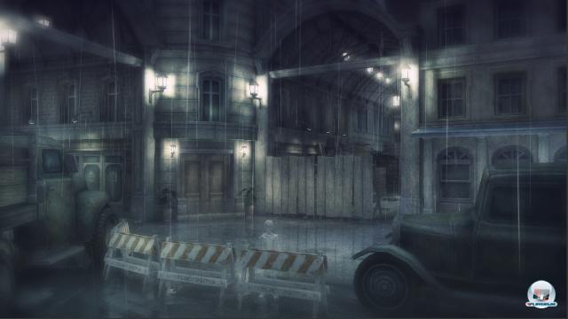Screenshot - Rain (PlayStation3) 92461404