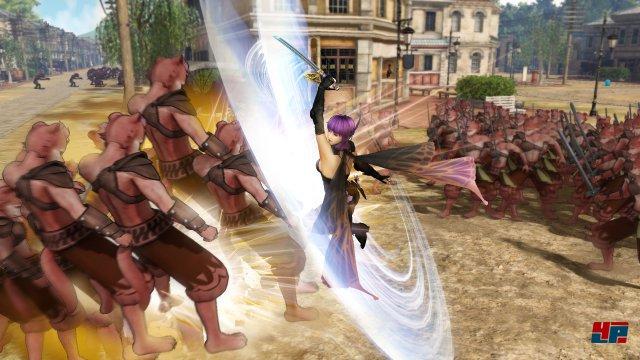 Screenshot - Warriors All-Stars (PC)