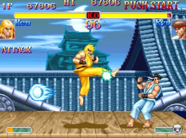 Zu Street Fighter 2 müssen wir nix mehr sagen, oder? Danach (1991) war die Welt eine andere. 1911918