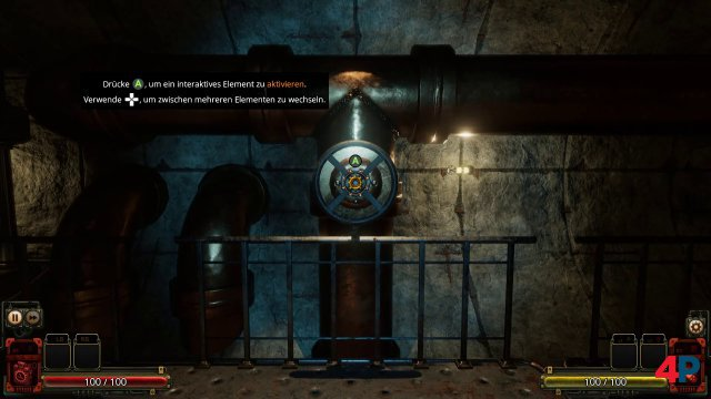 Screenshot - Vaporum: Lockdown (PC)