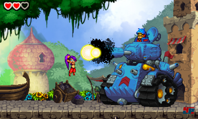 Screenshot - Shantae and the Pirate's Curse (3DS) 92500522