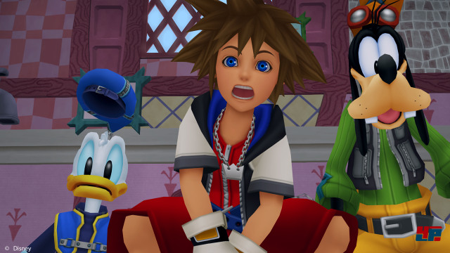 Screenshot - Kingdom Hearts -The Story So Far- (PS4)