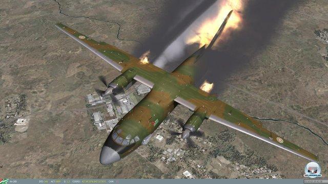 Screenshot - DCS: P-51D Mustang (PC) 92425042
