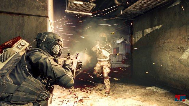 Im Singleplayer durchläuft man quasi Multiplayer-Modi, die allerdings einem guten Missions-Design unterworfen sind.