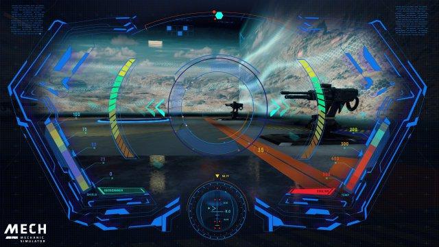 Screenshot - Mech Mechanic Simulator (PC)