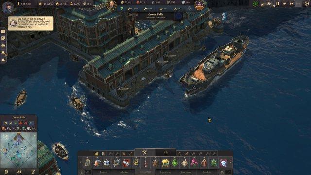 Screenshot - Anno 1800: Speicherstadt (PC) 92635656