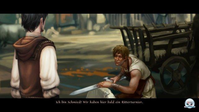 Screenshot - Das Schwarze Auge: Satinavs Ketten (PC) 2319242
