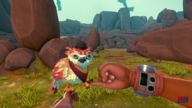 Screenshot - Falcon Age (PS4) 92586050