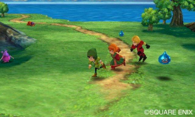 Screenshot - Dragon Quest 7: Fragmente der Vergangenheit (3DS) 92533138