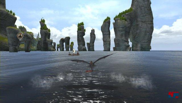 Screenshot - Drachenzähmen leicht gemacht 2 (PlayStation3) 92486215