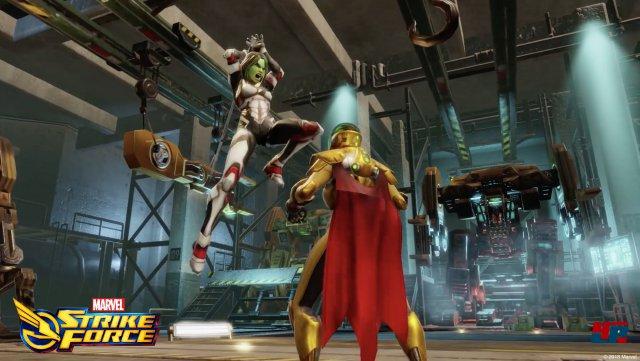 Screenshot - Marvel Strike Force (Android) 92562451