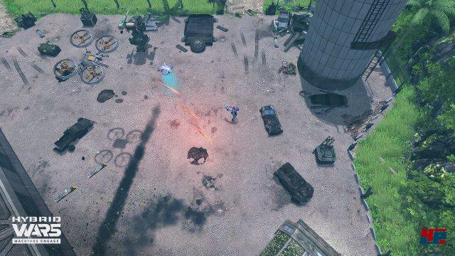Screenshot - Hybrid Wars (PC) 92534686