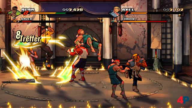 Screenshot - Streets of Rage 4 (PS4) 92612043