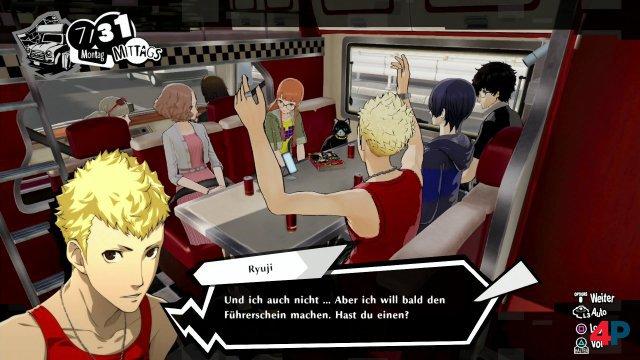Screenshot - Persona 5 Strikers (PS4) 92634844