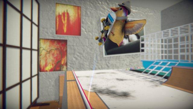 Screenshot - SkateBIRD (PC, Switch, One)
