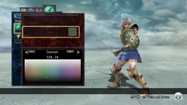 Screenshot - Soul Calibur V (PlayStation3) 2283407
