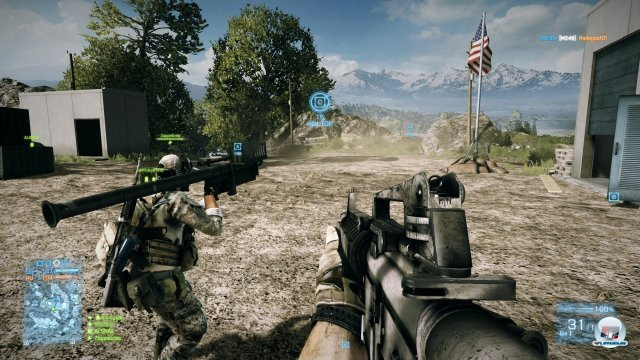 Screenshot - Battlefield 3 (PC) 2282962
