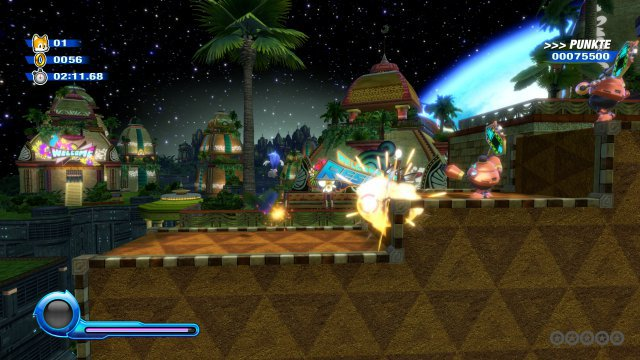 Screenshot - Sonic Colours: Ultimate (PS4)
