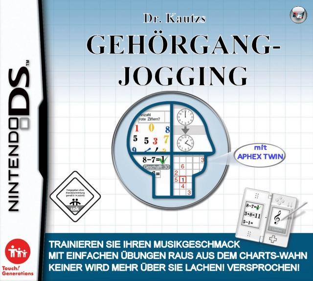 <b>Irgendein Nintendo-Spiel, das nichts mit Pferdezucht oder Haushaltsaktivitäten zu tun hat</b><br><br>Der Nintendo DS wurde zum Release (und auch teilweise heute noch) mit wahnsinnig witzigen Spieletiteln zugekleistert, die aus »DS« unbedingt ein irre kreatives Wortspiel machen mussten: »Castlevania: Dawn of Sorrow«, »Advance Wars: Dual Strike«, »Resident Evil: Deadly Silence«, »Tenchu: Dark Secret«, zuletzt »Ninja Gaiden: Dragon Sword« - huahua, ich lach mich tschechisch! Das war allerdings harmlos gegen die Welle von Nicht-Spielen, die gegenwärtig den armen kleinen Kasten stürmen: Der 400ste Gehirntest, anschreibare Kochbücher, Zauberkurs, Modedesigner, Mathe-Nachhilfe, Baby-Simulationen - kann man auf dem Teil eigentlich auch noch zocken? 1812643