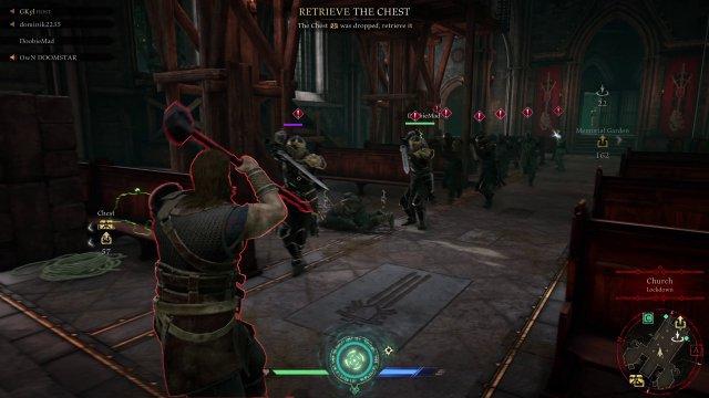 Screenshot - Hood: Outlaws & Legends (PlayStation5)