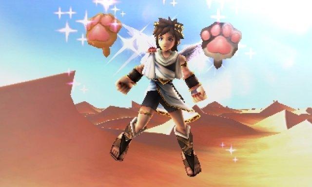 Screenshot - Kid Icarus: Uprising (3DS) 2330902