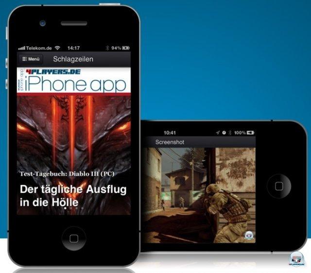 Screenshot - 4Players mobil (iPhone) 2356407