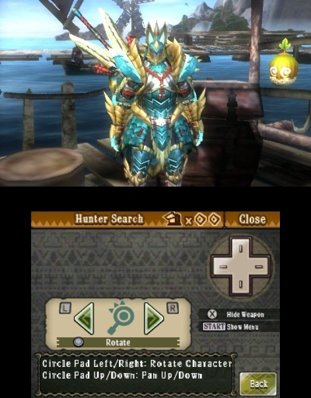 Screenshot - Monster Hunter 3 Ultimate (3DS) 92439827