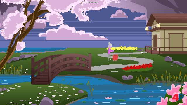 Screenshot - The Tale of Doris & the Dragon - Episode 2 (PC)