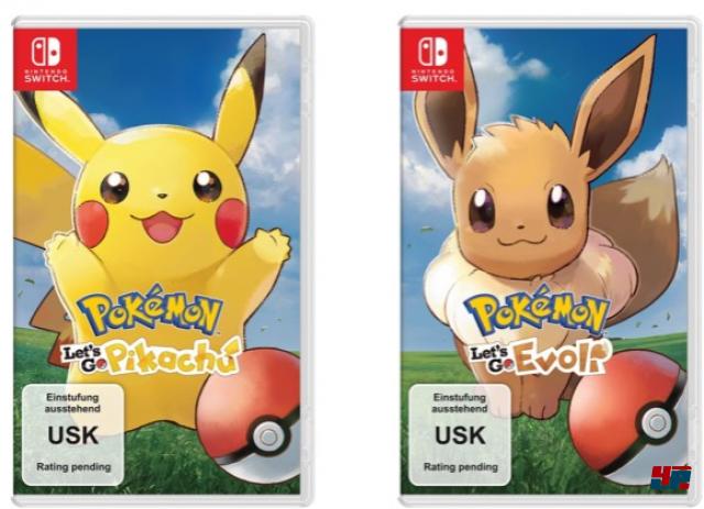 Screenshot - Pokémon Let's Go,Pikachu! & Let's Go, Evoli! (Switch) 92566034