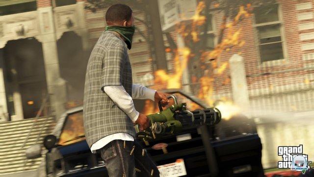 Screenshot - Grand Theft Auto V (360) 92458039