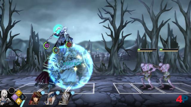 Screenshot - Fallen Legion Revenants (PS4)